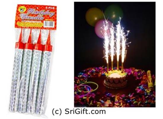 Cake Candles Sparkler